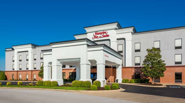 """Hampton Inn  and  Suites Hopkinsville Exterior. Images powered by <a href=""""http://web.iceportal.com"""" target=""""_blank"""" rel=""""noopener"""">Ice Portal</a>."""