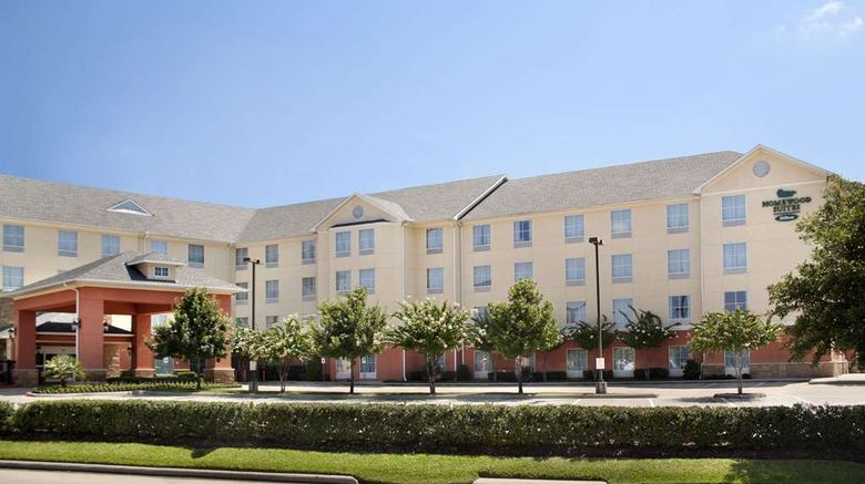 """Homewood Suites by Hilton Stafford Exterior. Images powered by <a href=""""http://web.iceportal.com"""" target=""""_blank"""" rel=""""noopener"""">Ice Portal</a>."""
