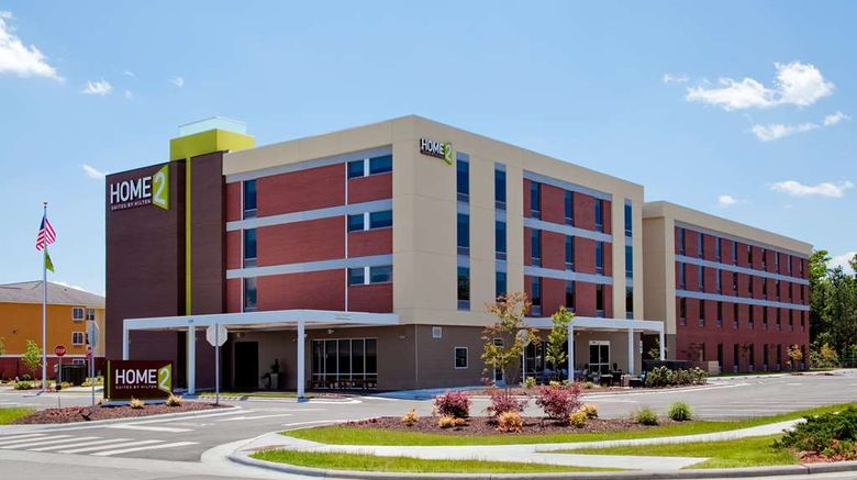 """Home2 Suites by Hilton Jacksonville Exterior. Images powered by <a href=""""http://web.iceportal.com"""" target=""""_blank"""" rel=""""noopener"""">Ice Portal</a>."""