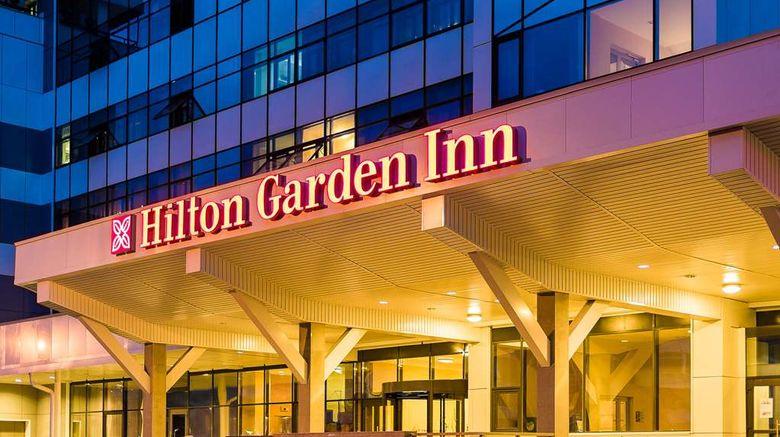 "Hilton Garden Inn Krasnoyarsk Exterior. Images powered by <a href=""http://web.iceportal.com"" target=""_blank"" rel=""noopener"">Ice Portal</a>."