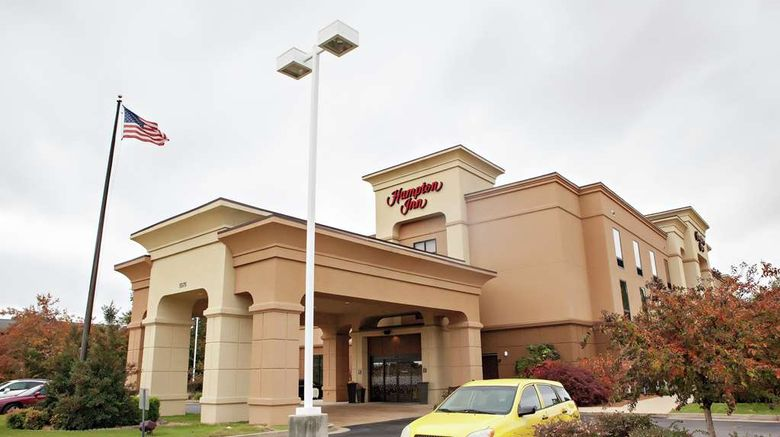 """Hampton Inn Martin Exterior. Images powered by <a href=""""http://web.iceportal.com"""" target=""""_blank"""" rel=""""noopener"""">Ice Portal</a>."""