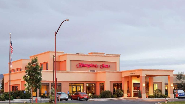 """Hampton Inn Montrose Exterior. Images powered by <a href=""""http://web.iceportal.com"""" target=""""_blank"""" rel=""""noopener"""">Ice Portal</a>."""