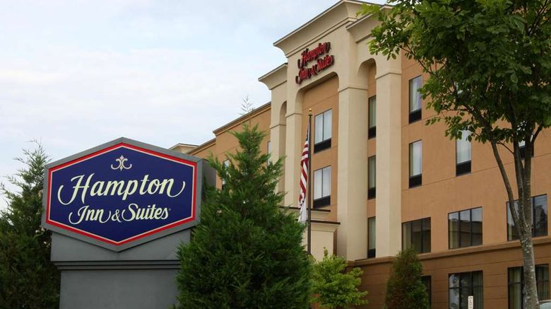 """Hampton Inn  and  Suites Paducah Exterior. Images powered by <a href=""""http://web.iceportal.com"""" target=""""_blank"""" rel=""""noopener"""">Ice Portal</a>."""