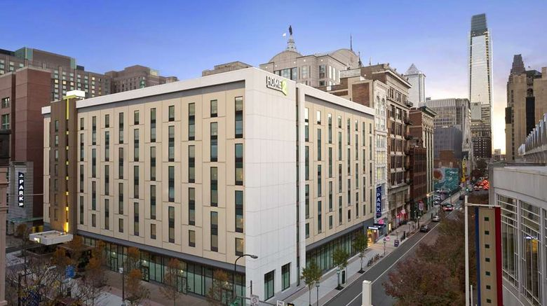 """Home2 Suites by Hilton Philadelphia Exterior. Images powered by <a href=""""http://web.iceportal.com"""" target=""""_blank"""" rel=""""noopener"""">Ice Portal</a>."""