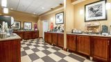 Hampton Inn Pine Grove Restaurant