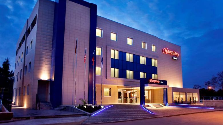 """Hampton By Hilton Ordu Exterior. Images powered by <a href=""""http://web.iceportal.com"""" target=""""_blank"""" rel=""""noopener"""">Ice Portal</a>."""