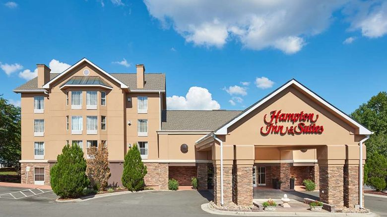 """Hampton Inn  and  Suites Durham Area Exterior. Images powered by <a href=""""http://web.iceportal.com"""" target=""""_blank"""" rel=""""noopener"""">Ice Portal</a>."""