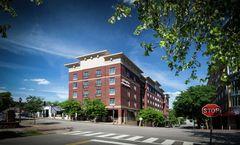 Hampton Inn & Suites Raleigh Downtown