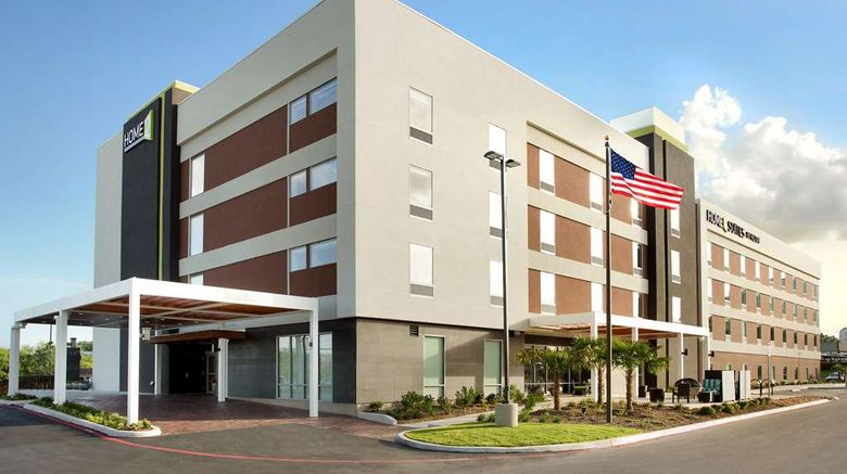 """Home2 Suites San Antonio Airport Exterior. Images powered by <a href=""""http://web.iceportal.com"""" target=""""_blank"""" rel=""""noopener"""">Ice Portal</a>."""
