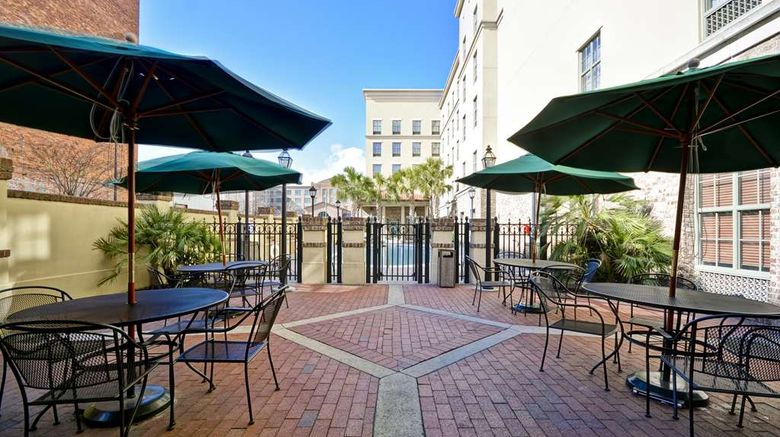 """Hampton Inn  and  Suites Historic District Exterior. Images powered by <a href=""""http://web.iceportal.com"""" target=""""_blank"""" rel=""""noopener"""">Ice Portal</a>."""