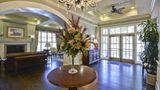 Hampton Inn & Suites Historic District Lobby