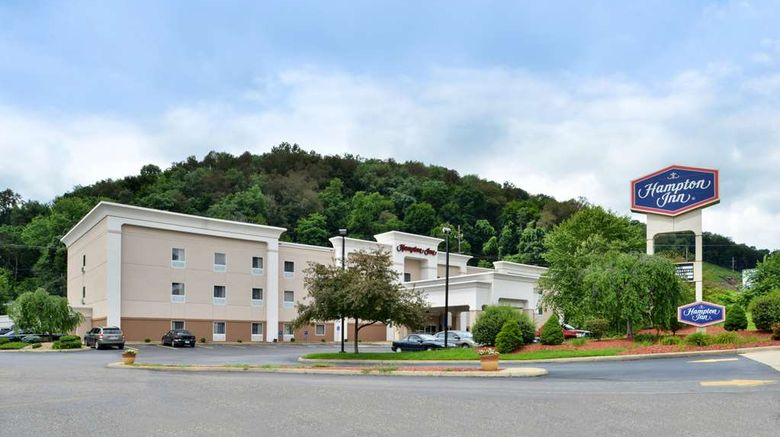 """Hampton Inn Steubenville Exterior. Images powered by <a href=""""http://web.iceportal.com"""" target=""""_blank"""" rel=""""noopener"""">Ice Portal</a>."""