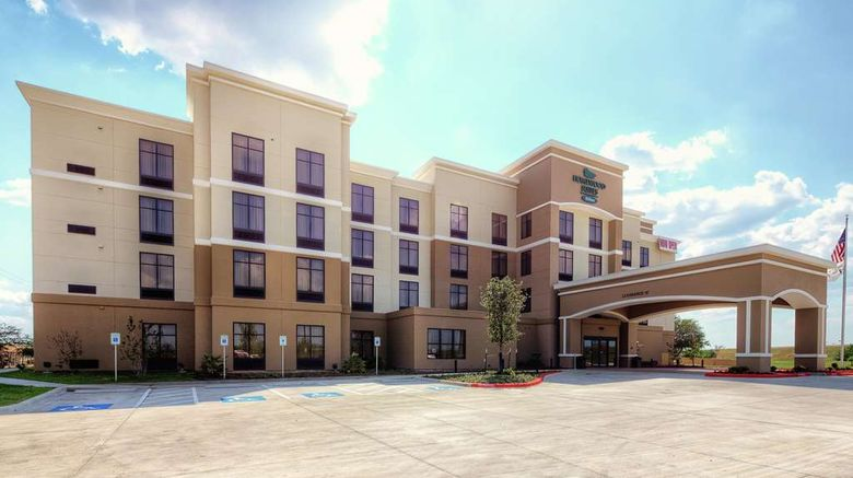 """Homewood Suites by Hilton Victoria, TX Exterior. Images powered by <a href=""""http://web.iceportal.com"""" target=""""_blank"""" rel=""""noopener"""">Ice Portal</a>."""