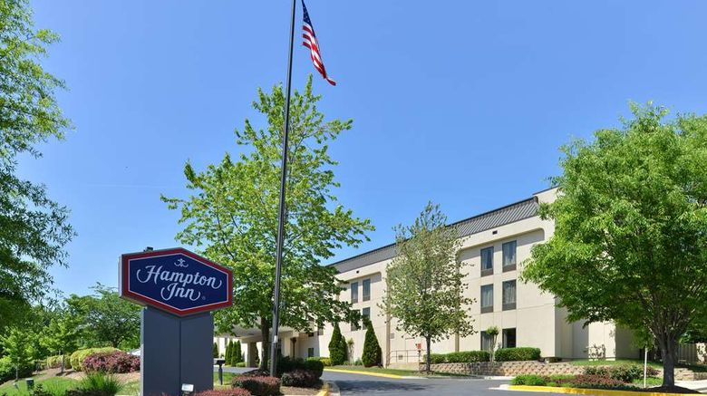 """Hampton Inn Laurel Exterior. Images powered by <a href=""""http://web.iceportal.com"""" target=""""_blank"""" rel=""""noopener"""">Ice Portal</a>."""