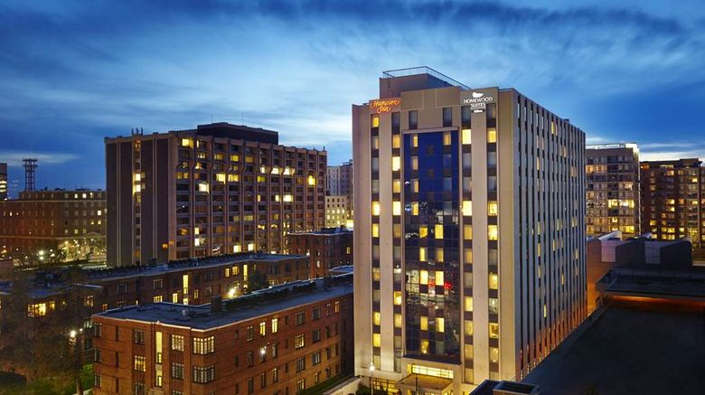 """Homewood Suites Silver Spring Exterior. Images powered by <a href=""""http://web.iceportal.com"""" target=""""_blank"""" rel=""""noopener"""">Ice Portal</a>."""