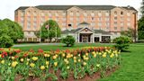 """<b>Hilton Garden Inn Albany Airport Exterior</b>. Images powered by <a href=""""https://iceportal.shijigroup.com/"""" title=""""IcePortal"""" target=""""_blank"""">IcePortal</a>."""