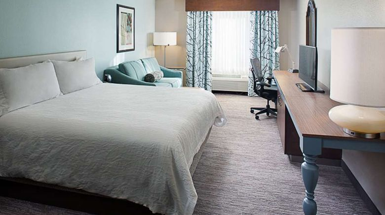 """<b>Hilton Garden Inn Albany Airport Room</b>. Images powered by <a href=""""https://iceportal.shijigroup.com/"""" title=""""IcePortal"""" target=""""_blank"""">IcePortal</a>."""