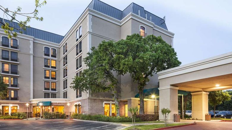 """Doubletree by Hilton - University Area Exterior. Images powered by <a href=""""http://web.iceportal.com"""" target=""""_blank"""" rel=""""noopener"""">Ice Portal</a>."""