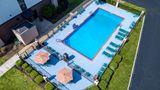 Hampton Inn Batesville Pool