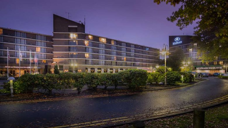 """Hilton Birmingham Metropole Exterior. Images powered by <a href=""""http://web.iceportal.com"""" target=""""_blank"""" rel=""""noopener"""">Ice Portal</a>."""