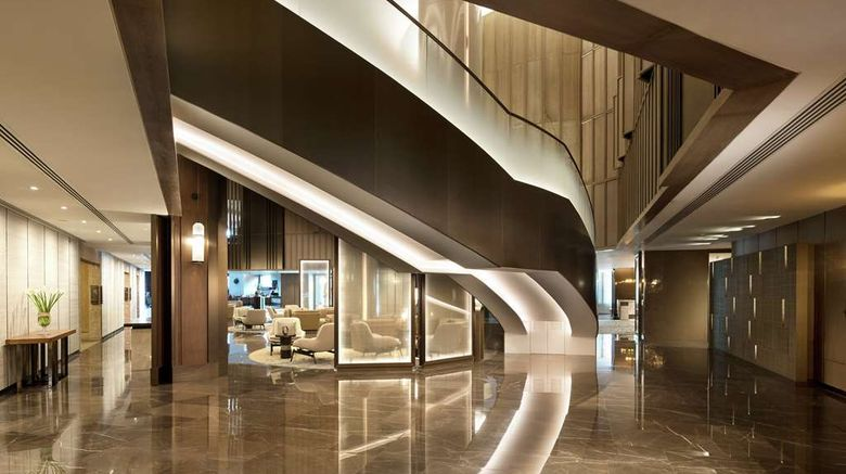 """<b>Conrad Bangkok Lobby</b>. Images powered by <a href=""""https://iceportal.shijigroup.com/"""" title=""""IcePortal"""" target=""""_blank"""">IcePortal</a>."""