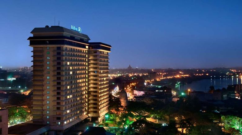 """<b>Hilton Colombo Exterior</b>. Images powered by <a href=""""https://iceportal.shijigroup.com/"""" title=""""IcePortal"""" target=""""_blank"""">IcePortal</a>."""
