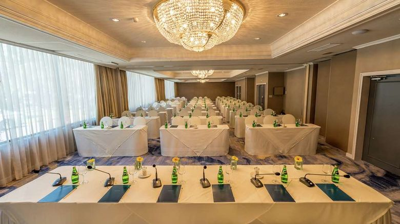 """<b>Hilton Colombo Meeting</b>. Images powered by <a href=""""https://iceportal.shijigroup.com/"""" title=""""IcePortal"""" target=""""_blank"""">IcePortal</a>."""