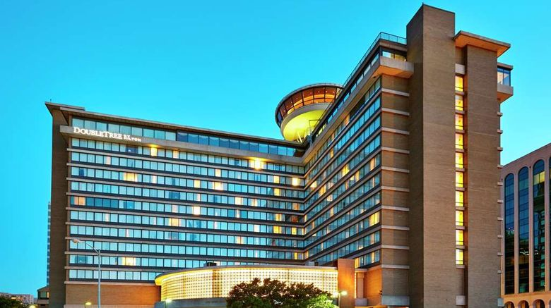 """Doubletree by Hilton Washington DC Exterior. Images powered by <a href=""""http://web.iceportal.com"""" target=""""_blank"""" rel=""""noopener"""">Ice Portal</a>."""