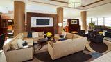 Hilton Alexandria Mark Center Lobby
