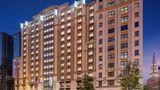 Hilton Garden Inn Washington DC Downtown Exterior