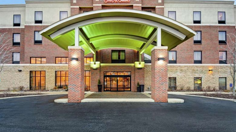 """Hampton Inn  and  Suites Detroit/Canton Exterior. Images powered by <a href=""""http://web.iceportal.com"""" target=""""_blank"""" rel=""""noopener"""">Ice Portal</a>."""