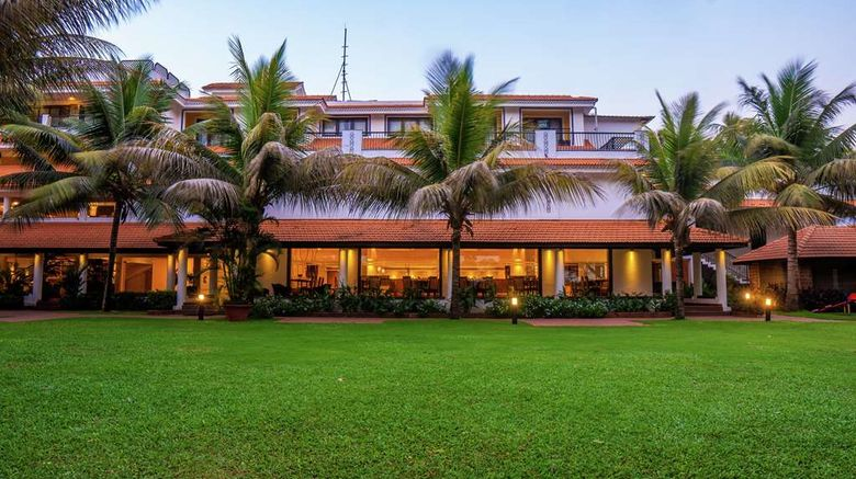 """DoubleTree by Hilton Goa - Arpora - Baga Exterior. Images powered by <a href=""""http://web.iceportal.com"""" target=""""_blank"""" rel=""""noopener"""">Ice Portal</a>."""