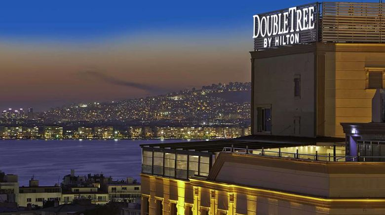"""DoubleTree by Hilton Izmir - Alsancak Exterior. Images powered by <a href=""""http://web.iceportal.com"""" target=""""_blank"""" rel=""""noopener"""">Ice Portal</a>."""