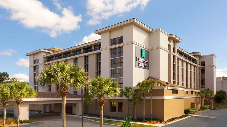 """Embassy Suites Hotel Jacksonville Exterior. Images powered by <a href=""""http://web.iceportal.com"""" target=""""_blank"""" rel=""""noopener"""">Ice Portal</a>."""