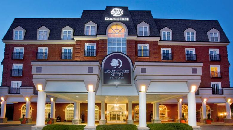 """Doubletree Suites Lexington Exterior. Images powered by <a href=""""http://web.iceportal.com"""" target=""""_blank"""" rel=""""noopener"""">Ice Portal</a>."""