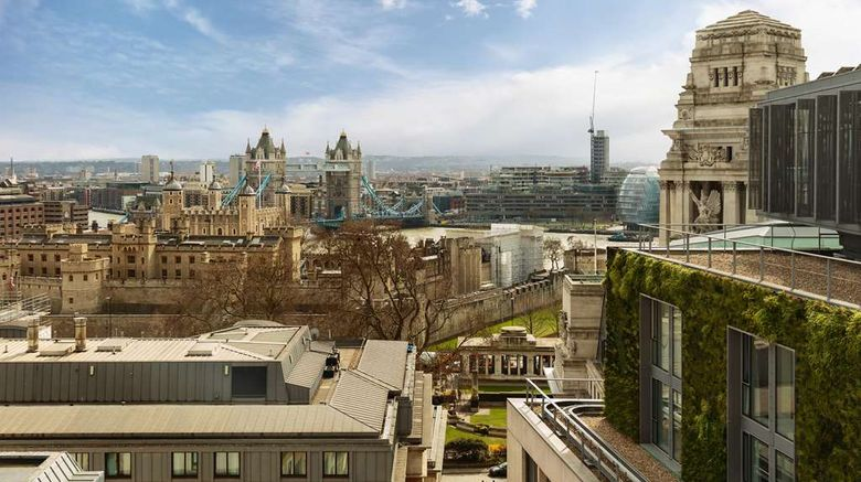 """DoubleTree London - Tower of London Exterior. Images powered by <a href=""""http://web.iceportal.com"""" target=""""_blank"""" rel=""""noopener"""">Ice Portal</a>."""