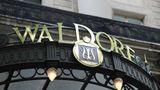 The Waldorf Hilton, London Exterior