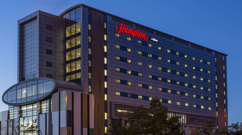 """Hampton by Hilton Liverpool/John Lennon Exterior. Images powered by <a href=""""http://web.iceportal.com"""" target=""""_blank"""" rel=""""noopener"""">Ice Portal</a>."""