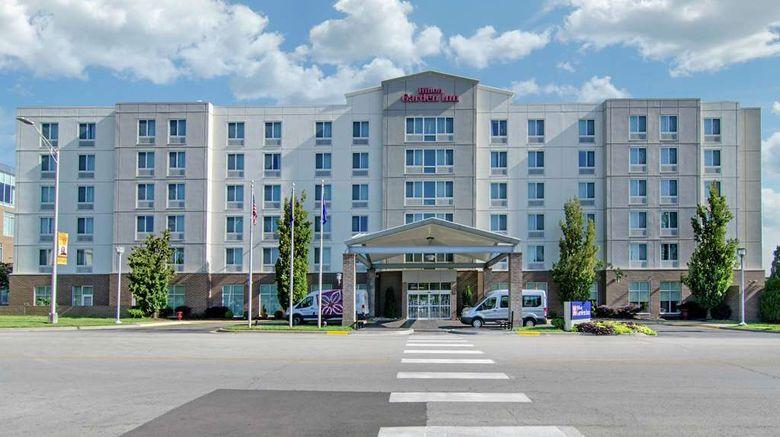 "Hilton Garden Inn Kansas City Exterior. Images powered by <a href=""http://web.iceportal.com"" target=""_blank"" rel=""noopener"">Ice Portal</a>."