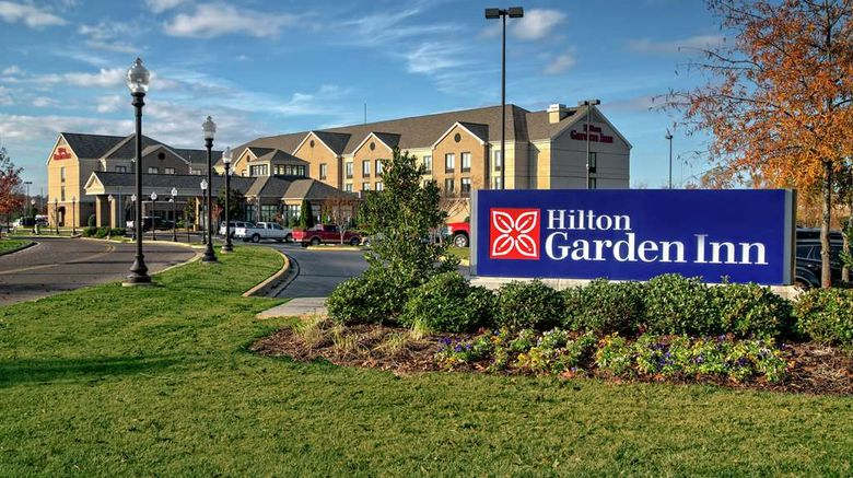 """Hilton Garden Inn Memphis/Southaven, MS Exterior. Images powered by <a href=""""http://web.iceportal.com"""" target=""""_blank"""" rel=""""noopener"""">Ice Portal</a>."""