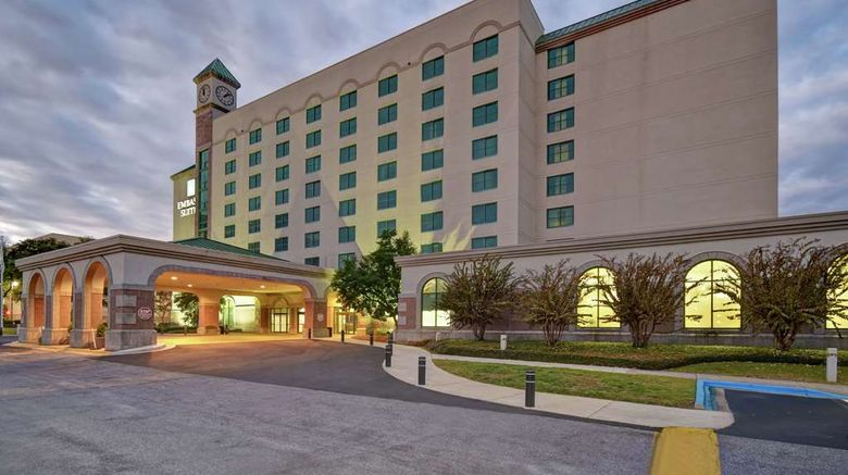 """Embassy Suites Montgomery Exterior. Images powered by <a href=""""http://web.iceportal.com"""" target=""""_blank"""" rel=""""noopener"""">Ice Portal</a>."""