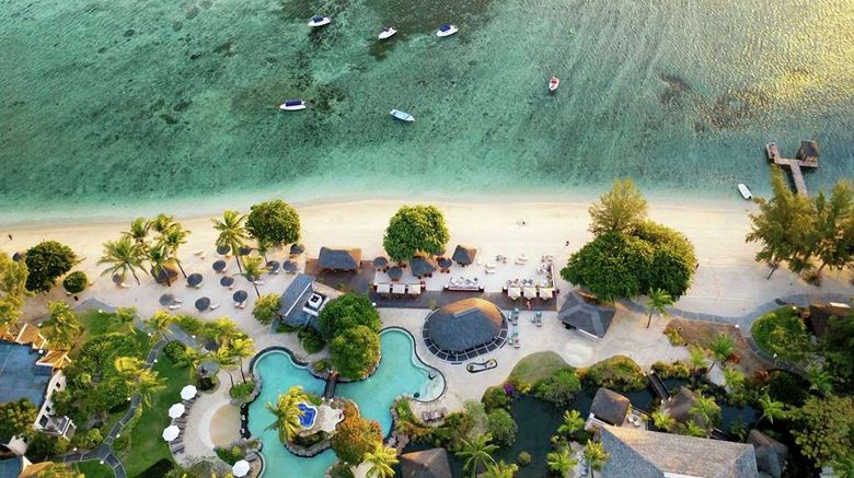 """Hilton Mauritius Resort  and  Spa Exterior. Images powered by <a href=""""http://web.iceportal.com"""" target=""""_blank"""" rel=""""noopener"""">Ice Portal</a>."""