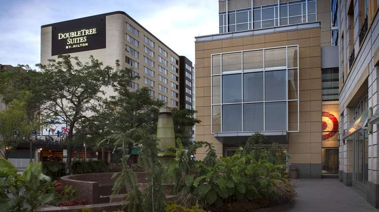 """Doubletree Suites by Hilton Minneapolis Exterior. Images powered by <a href=""""http://web.iceportal.com"""" target=""""_blank"""" rel=""""noopener"""">Ice Portal</a>."""