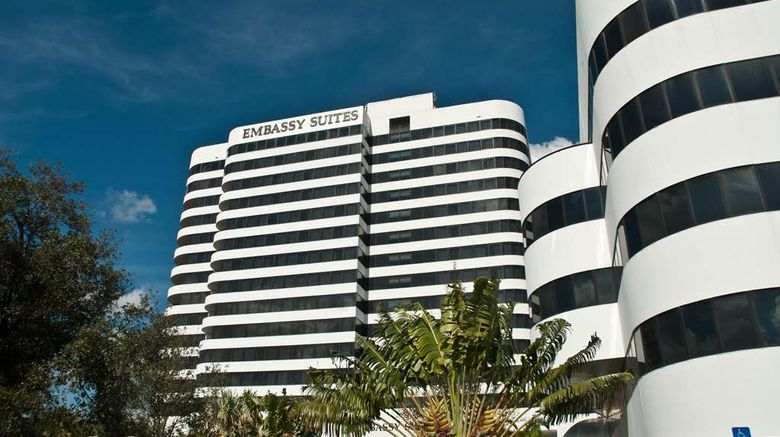 """Embassy Suites West Palm Beach - Central Exterior. Images powered by <a href=""""http://web.iceportal.com"""" target=""""_blank"""" rel=""""noopener"""">Ice Portal</a>."""