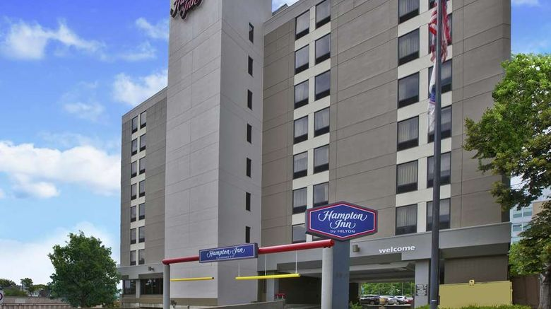"""Hampton Inn Pittsburgh-University Center Exterior. Images powered by <a href=""""http://web.iceportal.com"""" target=""""_blank"""" rel=""""noopener"""">Ice Portal</a>."""