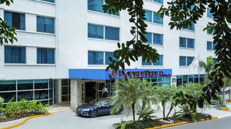 """Doubletree by Hilton Panama City Exterior. Images powered by <a href=""""http://web.iceportal.com"""" target=""""_blank"""" rel=""""noopener"""">Ice Portal</a>."""