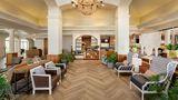 Hilton Garden Inn Carlsbad Beach Lobby