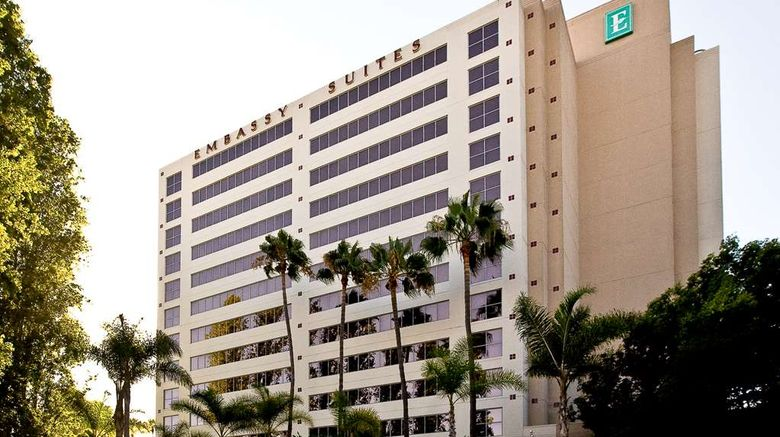 """Embassy Suites Hotel SD-La Jolla Exterior. Images powered by <a href=""""http://web.iceportal.com"""" target=""""_blank"""" rel=""""noopener"""">Ice Portal</a>."""
