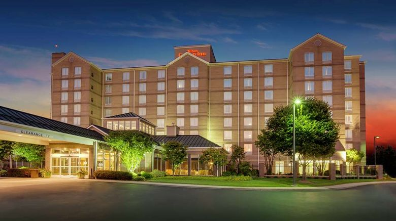 """Hilton Garden Inn Louisville Airport Exterior. Images powered by <a href=""""http://web.iceportal.com"""" target=""""_blank"""" rel=""""noopener"""">Ice Portal</a>."""