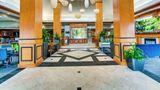 Hilton Garden Inn Louisville Airport Lobby